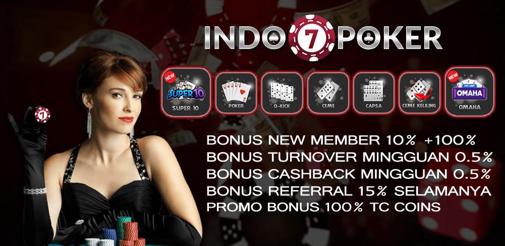 Alasan Pemula Memilih Permainan Indo7Poker Online